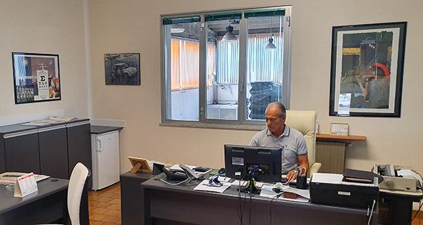 L'ufficio Tecnico